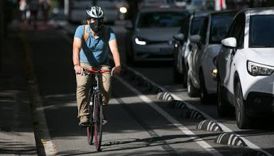 Respirar en Barcelona se ha convertido en un verdadero riesgo para la salud