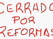 Cerrado reformas