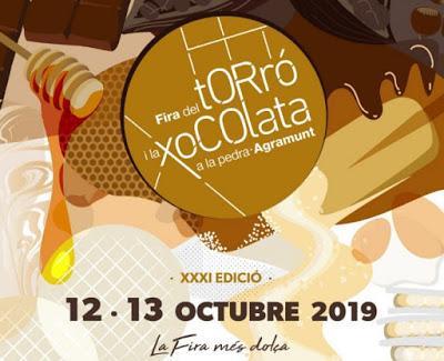 FERIA DEL TURRON Y EL CHOCOLATE A LA PIEDRA (2019)