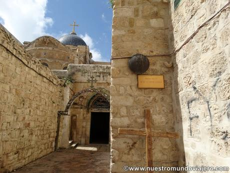 Jerusalén; paseando por la Vía Dolorosa