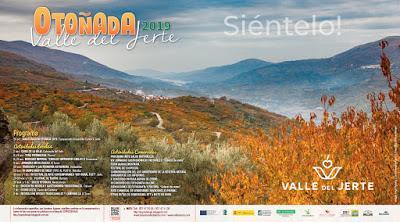 OTOÑADA 2019. Valle del Jerte