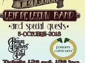 Leif Leeuw Band 05/10/2019 Forum Celticum (Coruña)