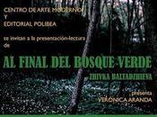 """Presentación final bosque verde"""", Zhivka Baltadzhieva, Madrid"""