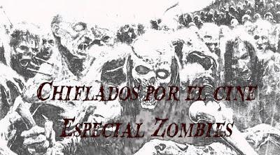 Podcast Chiflados por el cine: Especial Zombies