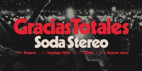 Gracias Totales: Soda Stereo esta de regreso