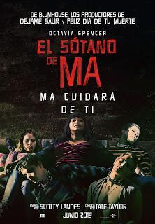 El sótano de Ma (2019)
