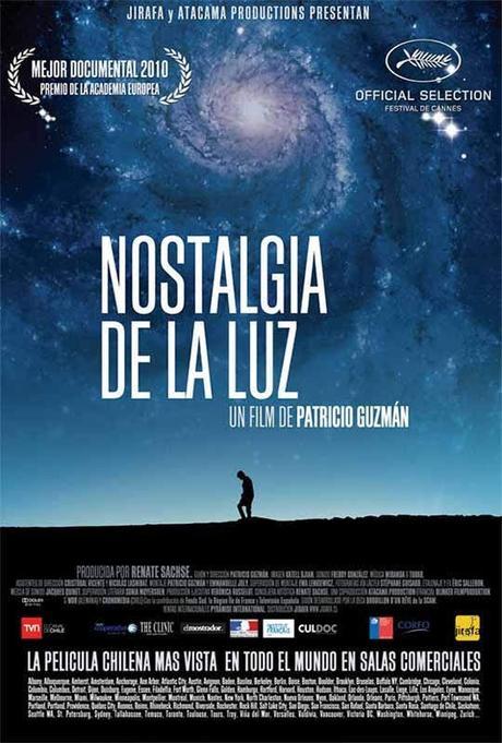 """Nostalgia de la Luz"", Patricio Guzmán"