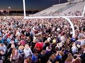 250,000 estudiantes comparten 'poder Cristo' campos fútbol todo país