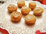 Mini Tartas Flor