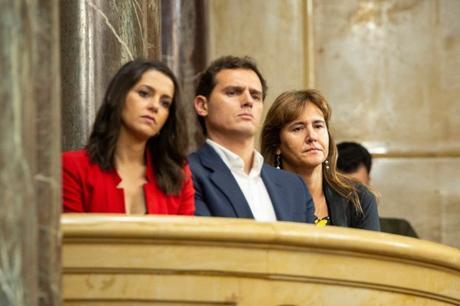Ciudadanos en Catalunya y Lorena Roldán como dos subproductos fracasados del márketing político