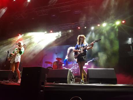 Palma vivió la primera jornada del Fest Ciutat sin contratiempos