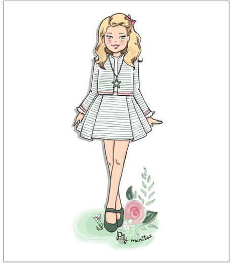 Ilustaciones para... El nuevo blog ❤ Las Cosas de Paula