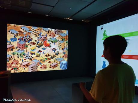 Videojuegos: los dos lados de la pantalla