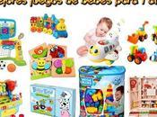 Cómo mejores juegos bebés para