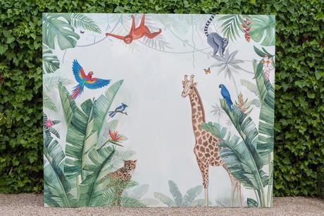 Deco: Los nuevos murales infantiles de Bárbara Chapartegui