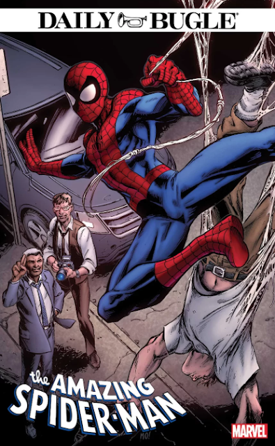 Marvel Comics lanzará una serie centrada en el Daily Bugle