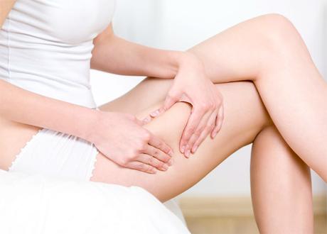Recuperando la figura tras el embarazo con el aceite anticelulítico Oil910 de glo