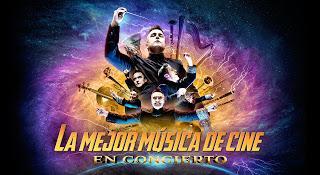 Fila EFE - Especial Bandas Sonoras con la FSO y el Festival EMIFF 2019