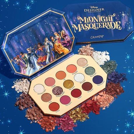 Colección Midnight Masquerade de Colourpop