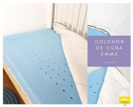 UNBOXING Y OPINIÓN DEL COLCHÓN DE BEBÉ EMMA | ELEGIR EL COLCHÓN DE LA CUNA