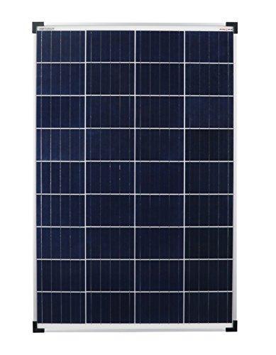 Enjoysolar Solar Módulo Poly 100 W 12 V Panel Solar Ideal para caravana, jardín häuse, Boot ...