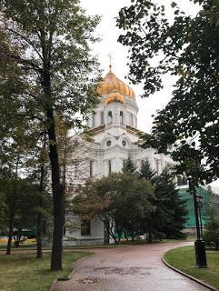 Moscú : de los Románov a la matrioska de Putin