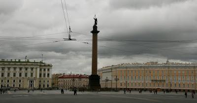 San Petesburgo : de los Romanov a la conquista del turista chino.