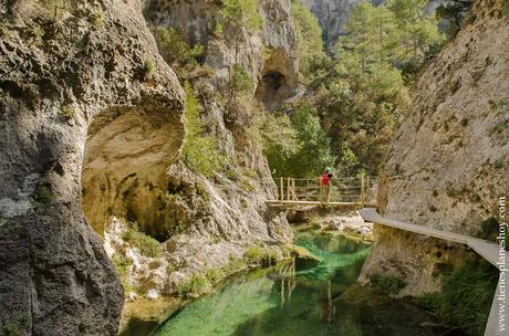 Comarca del Matarraña senderismo ruta parrizal escapada viaje
