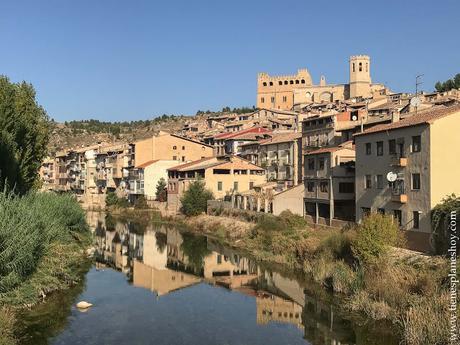 Valderrobres escapada Teruel viaje turismo que ver pueblos encanto