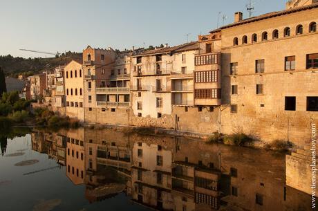 Valderrobres pueblos bonitos España Teruel comarca de la Matarraña