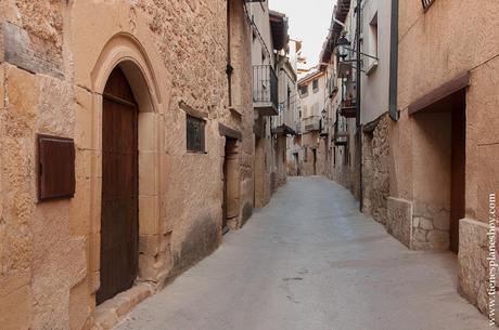 Viaje escapada comarca de la Matarraña Beceite turismo
