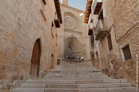 Valderrobres escapada Teruel Matarraña  viaje