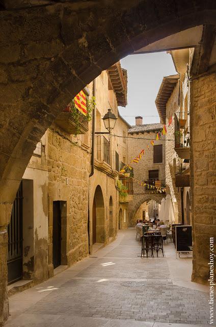 Cretas Matarraña pueblos Teruel viaje escapada con encanto