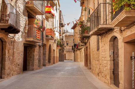 Cretas pueblo bonito ver Matarraña