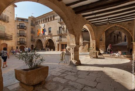Calaceite Matarraña viaje Teruel  turismo que ver