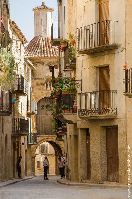 Que ver en Teruel Matarraña Calaceite turismo de viaje y escapadas