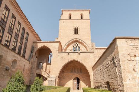 Alcañiz castillo  viaje Teruel lugares encanto