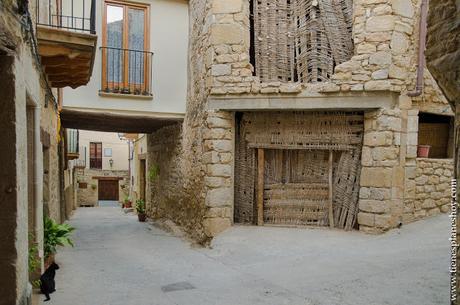 Räfales Matarraña viaje Teruel pueblos bonitos España