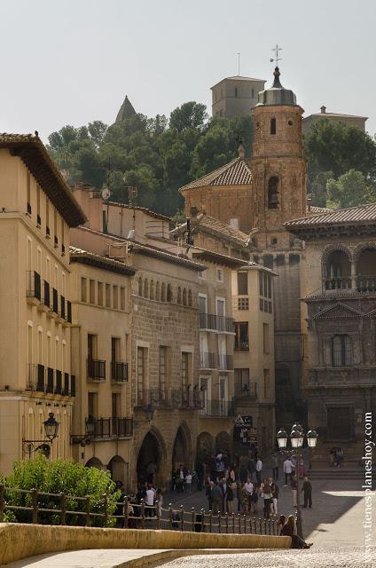 Que ver en Alcañiz Teruel viaje