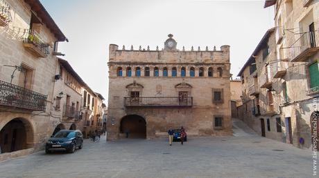 La Fresneda Comarca Matarraña Teruel Aragon viaje pueblos bonitos