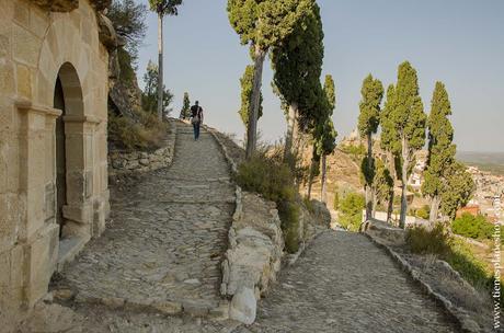 La Fresneda viaje Comarca Matarraña pueblos bonitos Teruel
