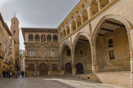 Alcañiz Teruel que ver viaje escapada