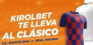 Viajar al clásico: Barcelona vs Real Madrid