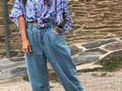 Tendencia jeans slouchy