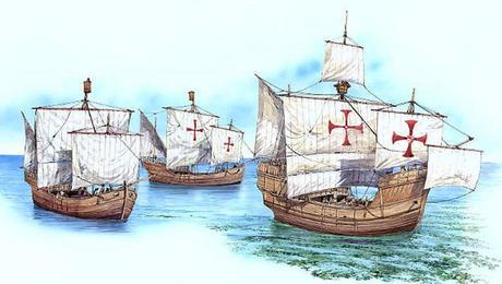 Descubrimiento de Honduras por Cristóbal Colón