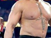 Vídeo Caín Velásquez llega SmackDown Brock Lesnar asustado