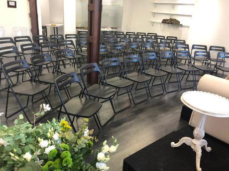 Descubre el Espacio de Reuniones en El Barrio de Salamanca con la sala Lista53