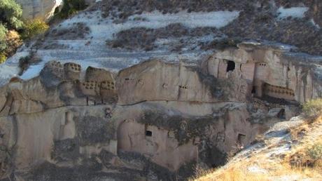 Valle de los cazadores. Capadocia. Turquía