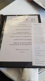 Saboya 21 en Tarazona