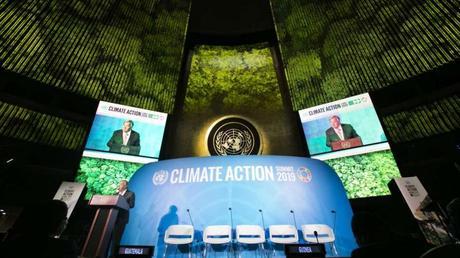 Resultado de imagen de cumbre acción climática nueva york